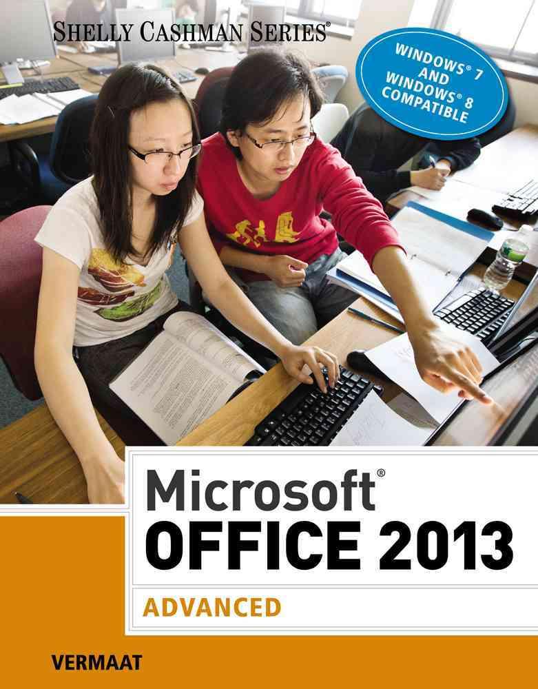 Microsoft Office 2013 By Vermaat, Misty E.